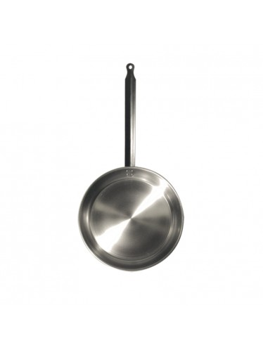 Ατσάλινο τηγάνι L'Arbalete Carbon Steel 28cm | www.mantemi.gr
