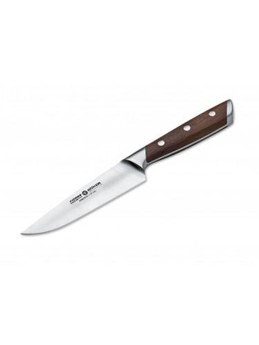 Μαχαίρι ξεφλουδίσματος Boker Forge Wood 11cm   www.mantemi.gr