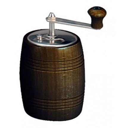 Ξύλινος μύλος πιπεριού Ø10 cm καφέ | www.mantemi.gr