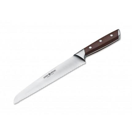 Μαχαίρι ψωμιού Boker Forge Wood 22cm   www.mantemi.gr