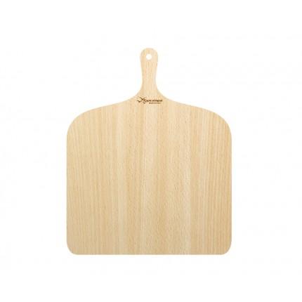 Ξύλινο Φτυάρι Για Ψήσιμο Πίτσας Μεγάλο 37,5x50 cm